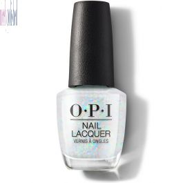 opi nail polish  all a twitter in glitter 15ml shine