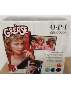 OPI Gel Grease Collection Set of 6 Colours - Very Limited Stock