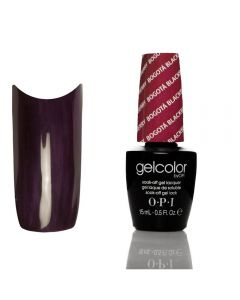 GelColor by OPI Soak-Off Gel Lacquer - Bogota Blackberry (15ml)