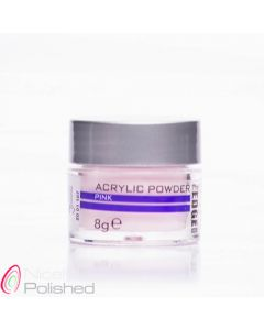 The Edge Acrylic Powder - Pink 8g
