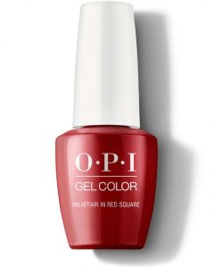OPI GelColor - An Affair in Red Square 15ml (Make it Iconic Collection)