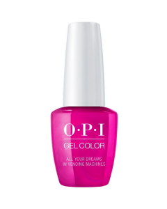 OPI GelColor - All Your Dreams In Vending Machines  15ml (Tokyo Collection)