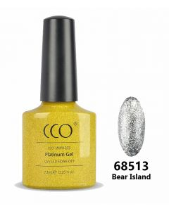 CCO Impress Platinum Gel - Bear Island (68513) 7.3ml