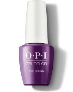 OPI GelColor - Berry Fairy Fun 15ml (Nutcracker Collection)