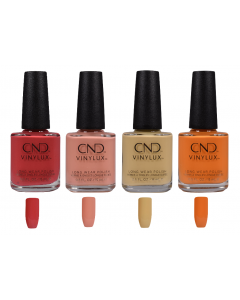 CND Vinylux - Complete Boho Spirit Collection