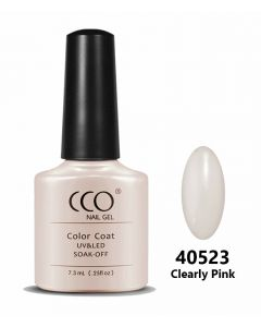 CCO Nail Gel - Clearly Pink (40523) 7.3ml