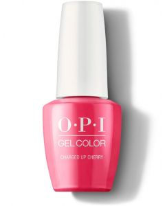 OPI GelColor - Charged Up Cherry 15ml (Make it Iconic Collection)
