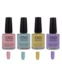 CND Vinylux - Complete Chic Shock Collection
