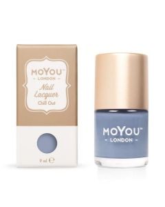 MoYou Premium Nail Polish - Chill Out 9ml