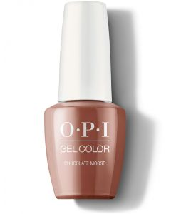 OPI GelColor - Chocolate Moose 15ml (Make it Iconic Collection)