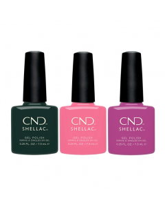 CND Shellac - Complete Prismatic Collection