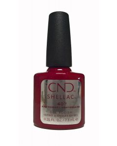 CND Shellac - Ruby Ritz 7.3 ml (40th Anniversary Limited Edition)