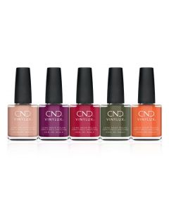CND Vinylux - Complete Treasured Moments Collection