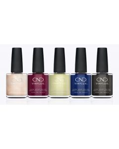 CND Vinylux - Complete Crystal Alchemy Collection