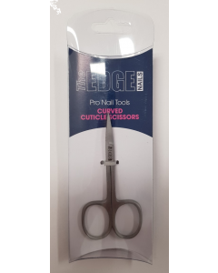 The Edge Curved Cuticle Scissors
