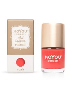 MoYou Premium Nail Polish - Desert Rose 9ml