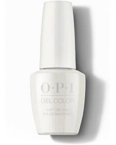 OPI GelColor - Don't Cry Over Spilled Milkshakes 15 ml (Grease Collection)