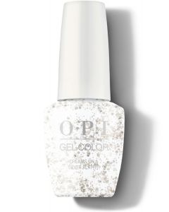 OPI GelColor - Dreams on a Silver Platter 15ml (Nutcracker Collection)