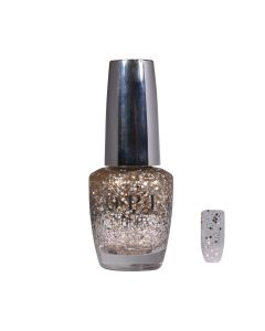 OPI INFINITE SHINE - Dreams On a Silver Platter 15ml (Nutcracker Collection)