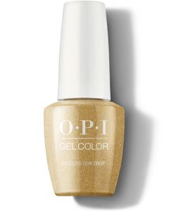 OPI GelColor - Dazzling Dew Drop 15ml (Nutcracker Collection)
