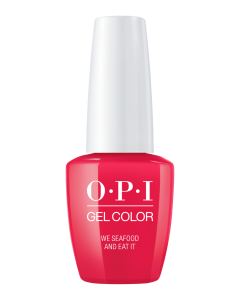 OPI GelColor - We Seafood and Eat It 15ml (Lisbon Collection)