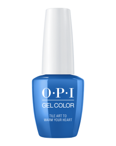 OPI GelColor - Tile Art to Warm Your Heart 15ml (Lisbon Collection)