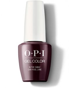OPI GelColor - In The Cable Car- Pool Lane 15ml (Make It Iconic Collection)