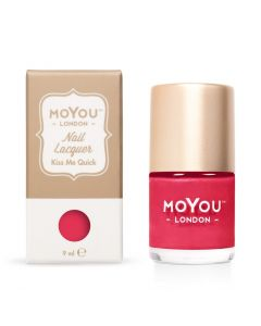 MoYou Premium Nail Polish - Kiss Me Quick 9ml