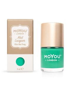 MoYou Premium Nail Polish - Kiss the Frog 9ml
