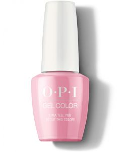 OPI GelColor - Lima Tell You About This Color 15ml (Peru Collection)