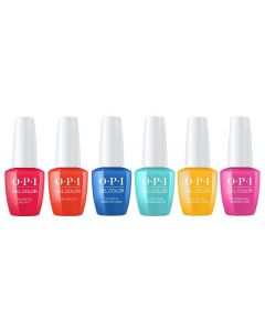 OPI Gelcolor - Mini Lisbon Collection 6 x 15ml Bottles