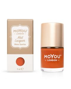 MoYou Premium Nail Polish - Mesa Sunrise 9ml
