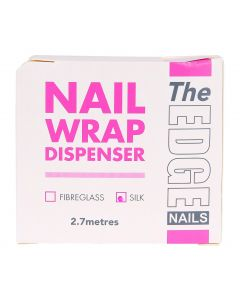 The Edge Silk Nail Wrap Dispenser 2.7 metres