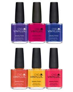 CND Vinylux - Complete New Wave Collection