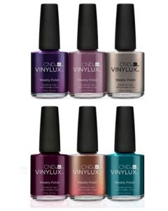 CND Vinylux - Complete Nightspell Collection
