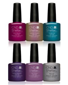 CND Shellac - Complete Nightspell Collection