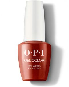 OPI GelColor - Now Museum, Now You Don't 15ml (Lisbon Collection)