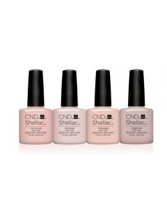 CND Shellac - Complete Nudes Collection