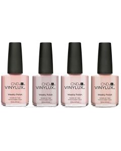 CND Vinylux - Complete Nudes Collection