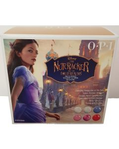 OPI GEL Nutcracker Collection Set of 6 Colours - Very Limited Stock