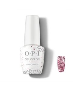 OPI GelColor - Born To Sparkle 15ml (Hello Kitty Collection)