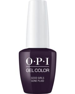 OPI GelColor - Good Girls Gone Plaid 15ml (Scotland Collection)