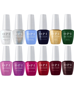 OPI Gelcolor - Complete Nutcracker Collection 12 x 15ml Bottles