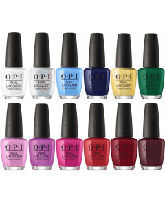 OPI Nail Polish - Complete Nutcracker Collection 12 x 15ml Bottles