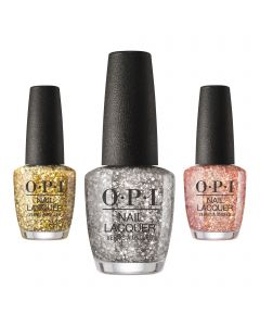 OPI Nail Polish - One of a Kind Trio (3 x 15ml)