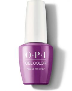 OPI GelColor - Positive Vibes Only 15ml (NEON Collection)