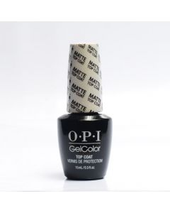 OPI GelColor - Matte Top Coat (15ml)
