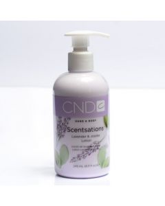 CND Scentsations - Lavender & Jojoba Lotion (245ml)