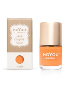 MoYou Premium Nail Polish - Pumpkin 9ml