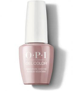 OPI GelColor - Somewhere Over the Rainbow Mountains 15ml (Peru Collection)